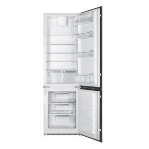 smeg c7280fp inbouw koelkast nis 178 cm. Black Bedroom Furniture Sets. Home Design Ideas
